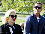 Gwen Stefani Cuddles with a New Baby | Gavin Rossdale, Gwen Stefani