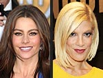 Happy Mothers Day! Celebs Pick TV's Top Moms | Sofia Vergara, Tori Spelling