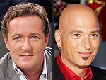 America's Got Talent: Piers Morgan Finds Howie Mandel More Annoying Than Ever