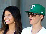 Swish! Justin Bieber Plays Basketball in Canada | Justin Bieber, Selena Gomez