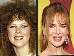 Nicole Kidman's Changing Looks!