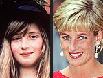 Princess Diana's Changing Looks