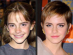 Emma Watson&#39;s Changing Looks