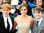 The Stars Hit the Red Carpet at the Premiere of Harry Potter and the Deathly Hallows Part II