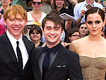 Inside the Harry Potter and the Deathly Hallows: Part 2 Red Carpet Premiere | Daniel Radcliffe, Emma Watson, Rupert Grint