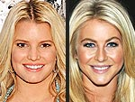 Celebs Reveal: How I Get Ready to Bare All on the Beach | Jessica Simpson, Julianne Hough