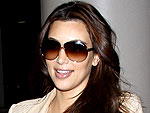 Bride-to-Be Kim Kardashian Relaxes with a Pedicure | Kim Kardashian