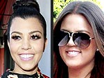 The Kardashian Sisters Prep for Wedding Day | Khloe Kardashian, Kourtney Kardashian