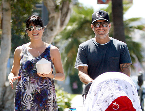 Selma Blair Steps Out with Son Arthur | Selma Blair
