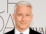 Anderson Cooper Is a Self-Proclaimed Dork