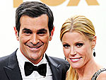 Emmys 2011: Celebs Reveal Which TV Family They&#39;d Love to Join | Julie Bowen, Ty Burrell