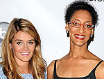 Carla Hall and Daphne Oz&#39;s Chat and Chew