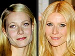 Gwyneth's Changing Looks