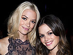 Rachel Bilson and Jaime King Love to Hate Each Other