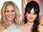 Celebs Reveal: The Fashion Trend I Love | Maria Bello, Zooey Deschanel