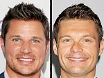 Nick Lachey vs. Ryan Seacrest: The Cage Match Is On! | Nick Lachey, Ryan Seacrest
