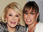 Joan and Melissa Rivers Show Off Their Trendy (and Trashy) Halloween Costumes | Joan Rivers, Melissa Rivers