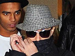 Off-Duty Hollywood: Madonna Heads to Kabbalah Services | Madonna