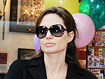 Off-Duty Hollywood: Angelina Jolie Takes the Kids on a Movie Date | Angelina Jolie