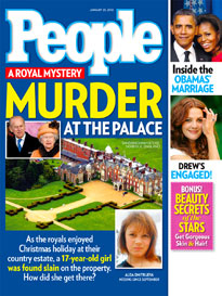 Royal Mystery Murder at the Queen's Estate