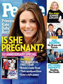 William & Kate: Royal Baby Fever!