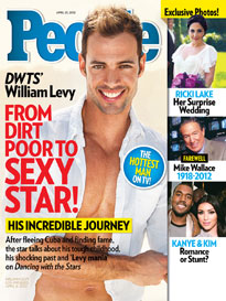 William Levy: Dancing's Overnight Sensation