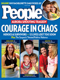 Tragedy in Aurora: Heartbreak & Heroism