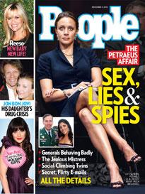 The Petraeus Affair: Inside the Web of Scandal