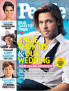 Brad Pitt on ... Getting Married, Growing Older & Feeding Preschoolers