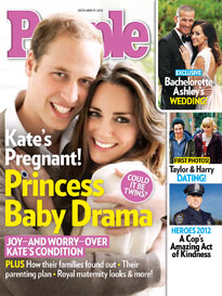 Will & Kate: Baby Bliss, Baby Drama