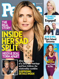 Heidi Klum & Seal: End of the Fairy Tale