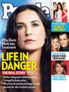 Demi Moore: Desperate & Alone