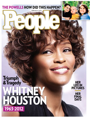  photo | Tributes, Untimely Deaths, Whitney Houston Cover, Susan Powell, Whitney Houston