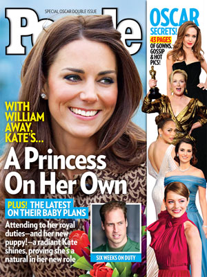  photo | Academy Awards, Oscars 2012, Kate Middleton Cover, Oscars On Covers, The British Royals, Angelina Jolie, Emma Stone, Jennifer Lopez, Kate Middleton, Meryl Streep, Penelope Cruz