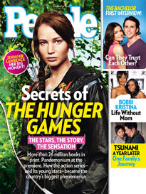 The Hunger Games: Game On!