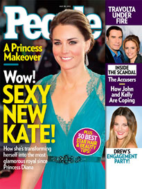 Princess Kate: Suddenly Sexy