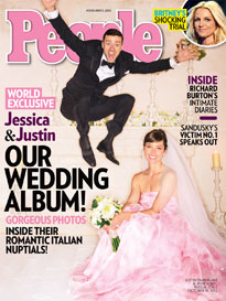 Justin & Jessica's Wedding: 'It Was Magical'