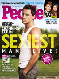 Channing Tatum: The Sexiest Man Alive