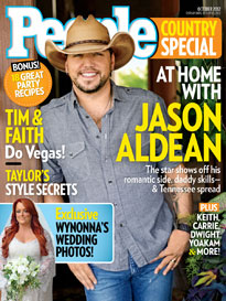 At Home with Jason Aldean
