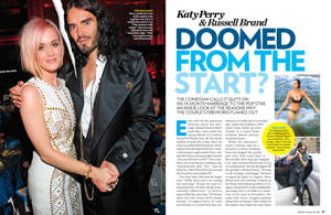 Katy Perry & Russell Brand: Doomed from the Start?