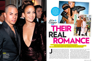 J.Lo & Casper: Their Real Romance