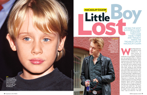 Macaulay Culkin: Little Boy Lost