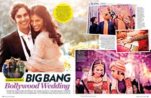 Kunal Nayyar's Big Bang Bollywood Wedding