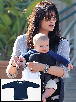 Selma Blair Loves PaigeLauren's Baby Clothes – Moms & Babies ...