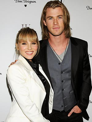 It&#39;s a Girl for Chris Hemsworth! | Chris Hemsworth