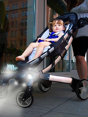 So Cool 4 Momss Origami Stroller People