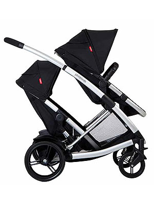 Review: Phil & Teds Promenade Stroller – Moms & Babies – Celebrity ...