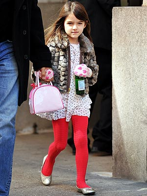 Look For Less Suri Cruise S City Chic Moms Amp Babies Celebrity Babies And Kids Moms