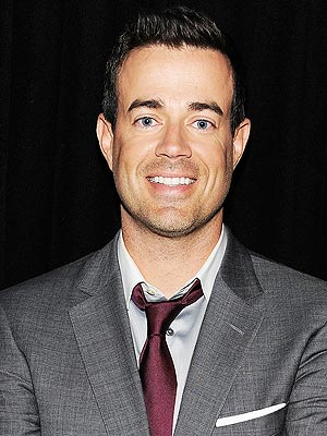 Second Child on the Way for Carson Daly