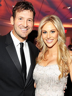 Parenthood Has Strengthened Tony Romo & Candice Crawford's Marriage
